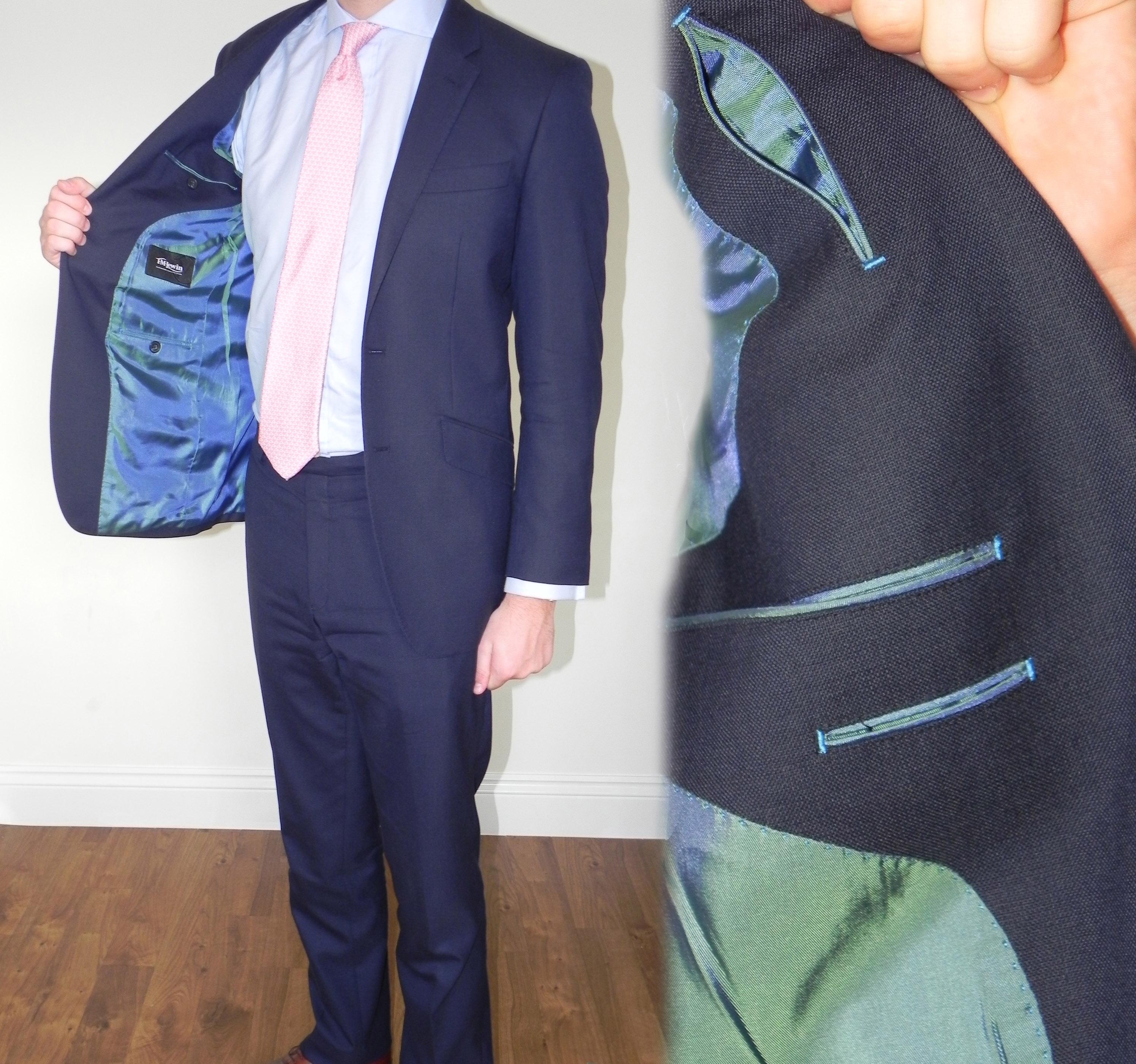Tm Lewin Suit Review An Aspiring Gent